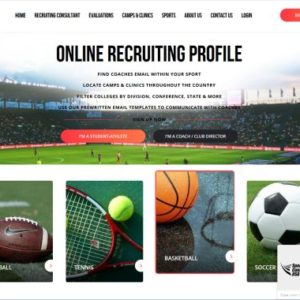 Hartley Web Design provides SEO and manages the Sport Contact USA website